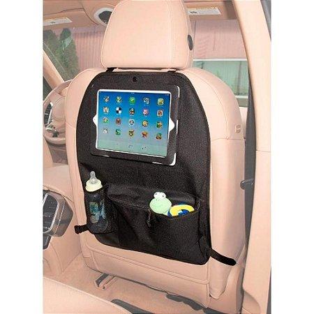 Organizador para Carro com Visor para Ipad Tablet Jolly Jumper