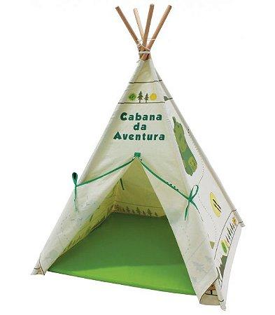 Cabana da Aventura Infantil