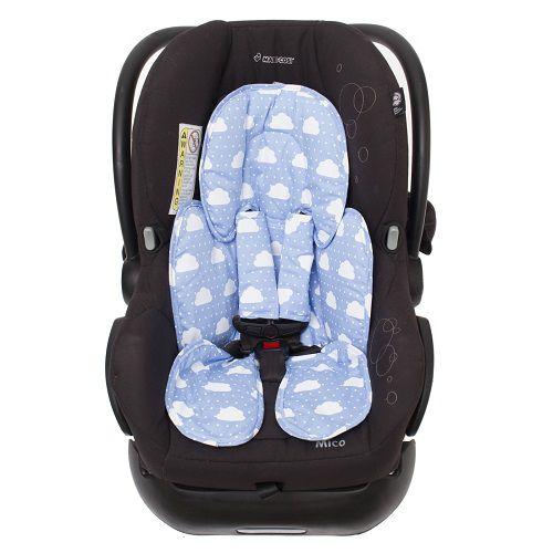 Protetor para Bebe Conforto Azul Nuvem