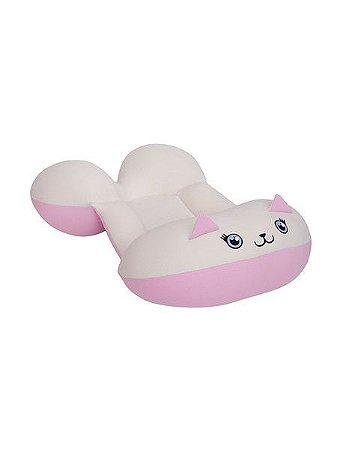Almofada para Banho Bebe Gatinha Agata - Baby Pil