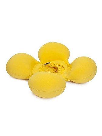 Almofada para Piscina Octopus Amarela - Baby Pil