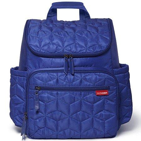 Bolsa Maternidade Diaper Bag Forma BackPack Indigo - Skip Hop