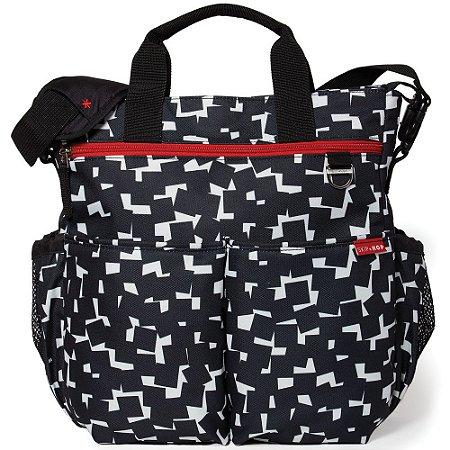 Bolsa Maternidade Diaper Bag Duo Signature Skip Hop Cubes