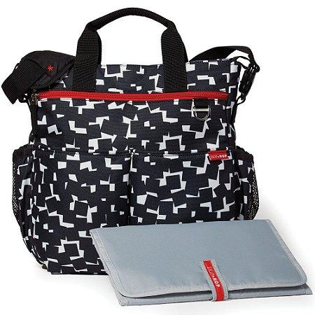 Bolsa Maternidade Diaper Bag Duo Signature Cubes - Skip Hop
