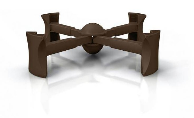 Suporte para Elevar Cadeira Kaboost Chocolate