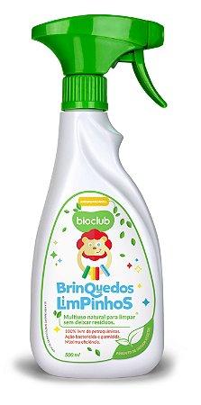 Multi Limpeza de Brinquedos e Acessórios Bioclub Baby 500 ml
