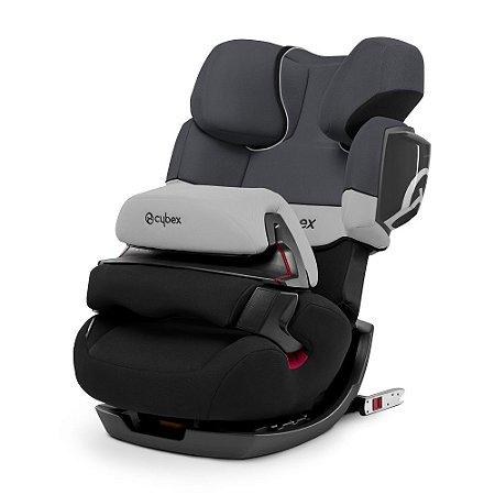 Cadeirinha para Carro Auto Pallas 2-Fix com Isofix Cinza e Preta  9 a 36 kg - Cybex