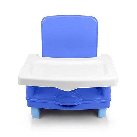 Cadeira de Refeição Portátil para Cadeira Smart Azul - Cosco