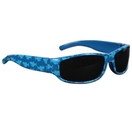 9687f726d Óculos de Sol infantil com FPS Tubarão - Stephen Joseph - GraviDicas ...