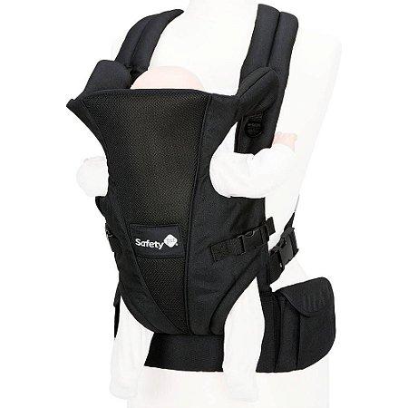 Canguru Uni-T Safety 1st Full Black Preto