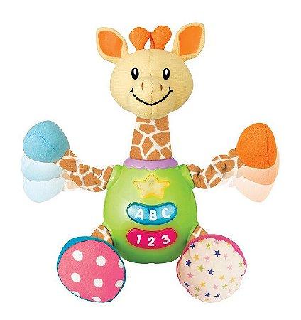 Meu Amigo Sabichão Girafa - Winfun