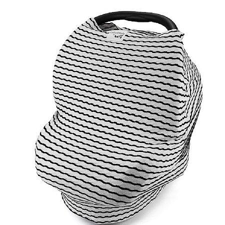 Capa Multifuncional Sydney Black - BabyShade