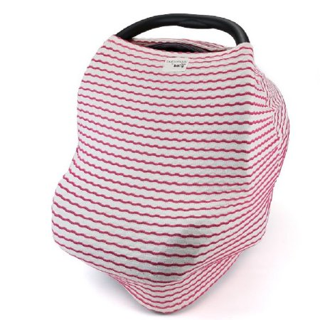 Capa Multifuncional Sydney Pink - BabyShade