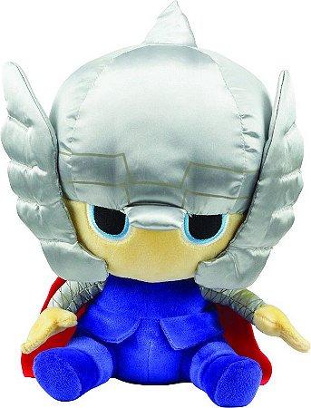 Pelúcia Thor Vingadores 22cm