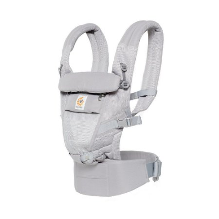 Canguru Ergobaby Adapt Cool Air Mesh Pearl Grey
