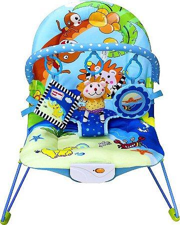 Cadeirinha de Descanso Musical Animais - Girotondo Baby