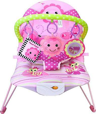 Cadeirinha de Descanso Musical Florzinha - Girotondo Baby
