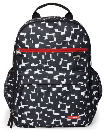 Bolsa Maternidade Diaper Bag Duo Signature Mochila Backpack Heather Grey Skip Hop