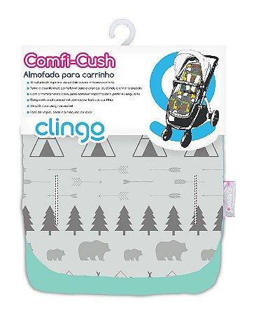 Colchão para Carrinho Comfi Cush Adventure - Clingo