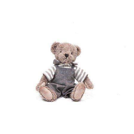Urso Fitz de Macacão Fino