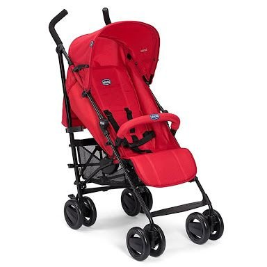 Carrinho de Bebê Chicco London Red Passion