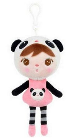 Chaveiro Metoo Doll Jimbao Panda