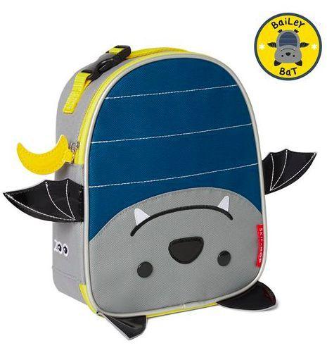 Lancheira Térmica Linha Zoo Morcego - Skip Hop Infantil