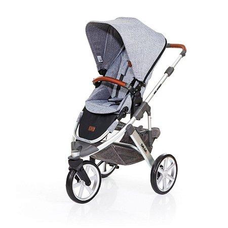 Carrinho de Bebê Travel System Salsa 3 Gaphite - ABC Design