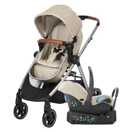 Carrinho de Bebê Travel System Anna Sand - Maxi Cosi