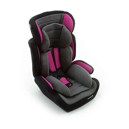 Cadeira para Auto Tour Cinza e Rosa 9 a 36 kg - Cosco
