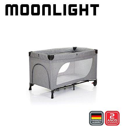 Berço Portátil Moonlight Set Woven Grey Cinza - ABC Design
