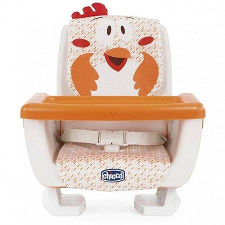 Cadeira de Alimentação Assento Elevatório Mode Fancy Chicken Galinha - Chicco