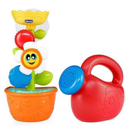 Brinquedo de Banho Bath Flower Flora e o Regador - Chicco