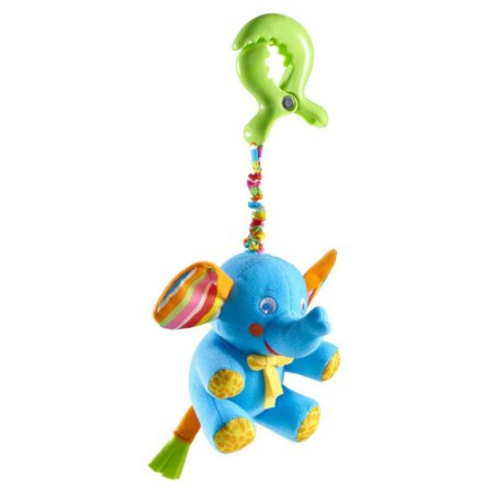 Brinquedo para Bebe Tiny Smarts Elefante Azul - Tiny Love