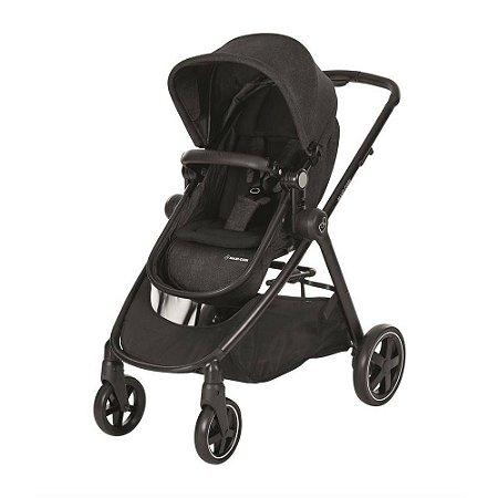 Carrinho de Bebê Anna Nomad Black Preto - Maxi-Cosi