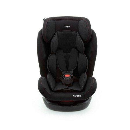 Cadeira para Carro Unique Sport 0 A 36 Kg Preta - Cosco