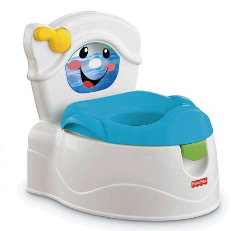 Troninho Toilette Divertido - Fisher Price