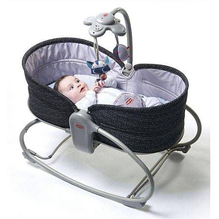 Cadeira de Descanso Balanço 3 em 1 Rocker Napper Luxe - Tiny Love