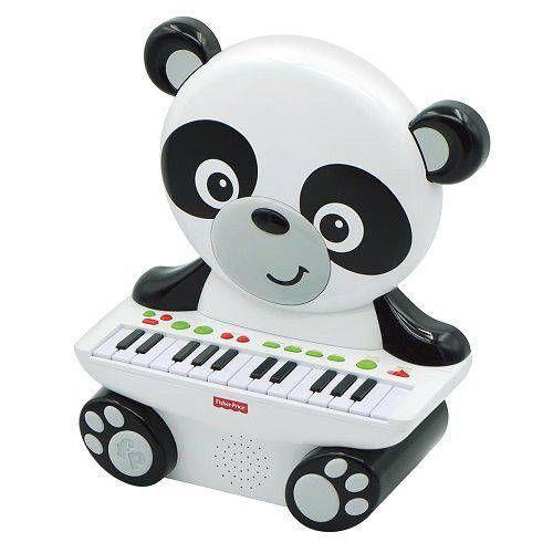 Teclado Infantil  Panda 25 Teclas - Fisher Price