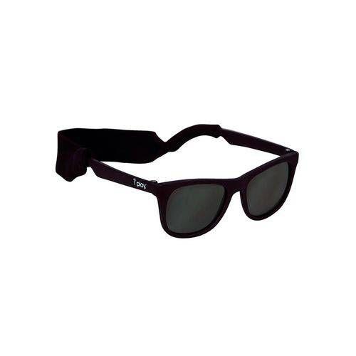 Óculos De Sol Flexível Para Bebês 0-2 Anos Com Proteção Uv Preto - iplay