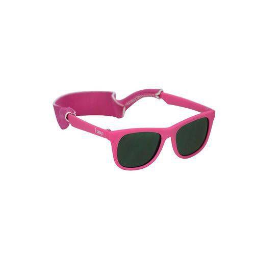 Óculos De Sol Flexível Para Bebês 0-2 Anos Com Proteção Uv Pink - iplay
