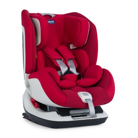Cadeira Auto Seat Up Reclinável Red Passion 0 A 25 Kg com Isofix - Chicco