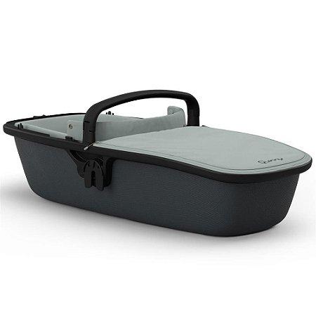 Moisés Lux Carrycot 0 a 9 kg Grey on Graphite - Quinny