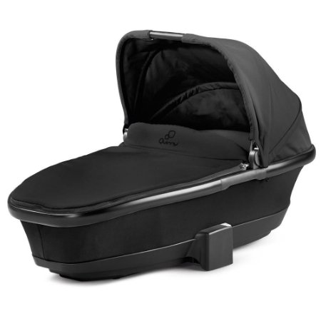 Moisés Foldable Carrycot 0 a 9 kg Black Devotion - Quinny