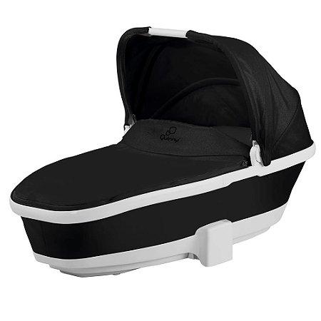 Moisés Foldable Carrycot 0 a 9 kg Black Irony - Quinny