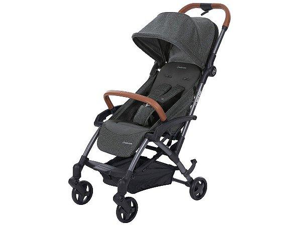 Carrinho de Bebê Laika Sparkling Grey Cinza - Maxi Cosi