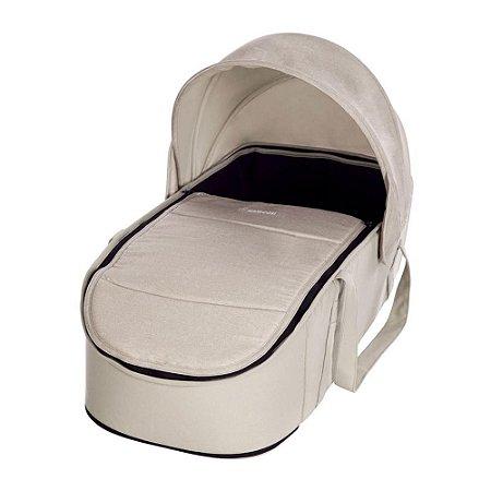 Moisés Laika Soft Carrycot Nomad Sand - Maxi Cosi