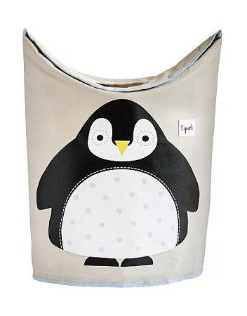 Cesto de Roupa Pinguin -  3 Sprouts