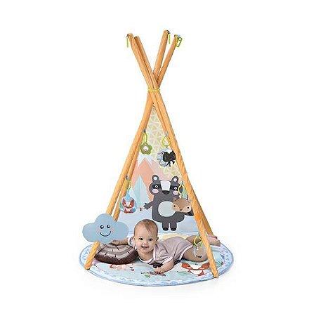 Tapete de Atividades Para Bebê Camping - Multikids