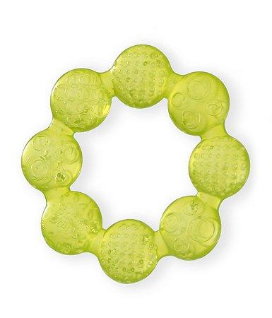 Mordedor Circular de Gel Polar Verde - Bright Starts